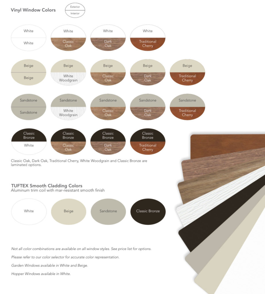 Window Trim Colors